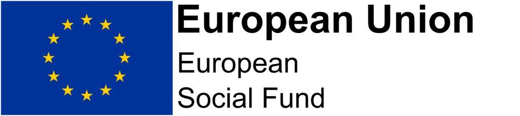 The European Socail Fund logo