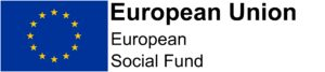 The European Socail Fund logo